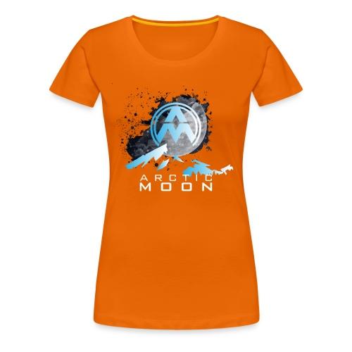 AM Mountain Logo - Women's Premium T-Shirt