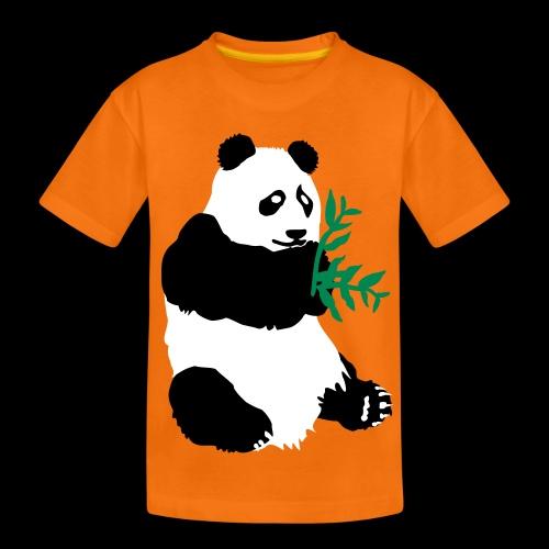 panda bamboo