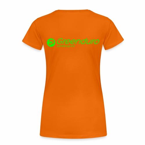 GD T-Shirt Frauen - Frauen Premium T-Shirt