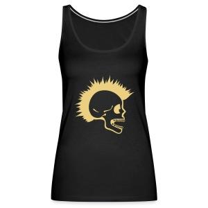 Ladies shoulder free tank top with racerback  - Women's Premium Tank Top