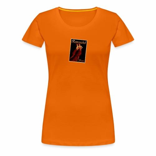 Mode Poster - Frauen Premium T-Shirt