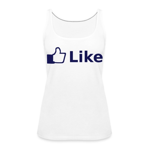 girly like - Frauen Premium Tank Top