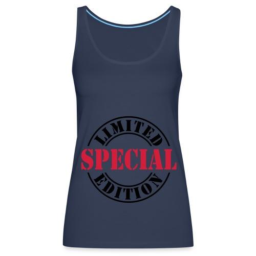 Hemd Special - Vrouwen Premium tank top