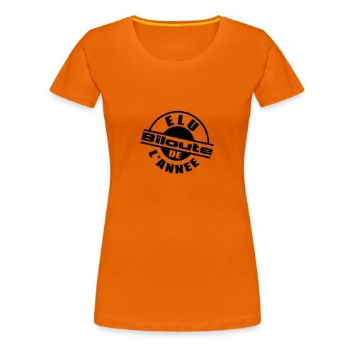Biloute - T-shirt Premium Femme