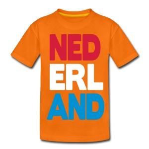 nl -jongen/man- - Teenager Premium T-shirt