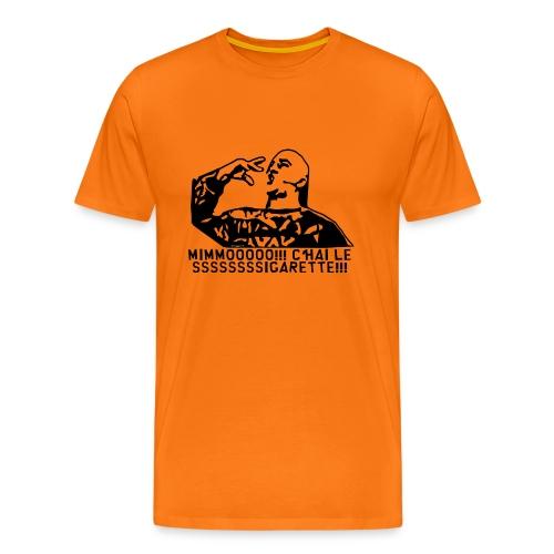 T-shirt Pino dei Palazzi2 nero - Maglietta Premium da uomo