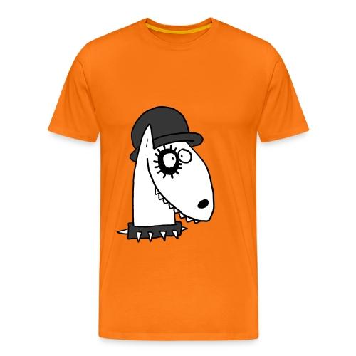 Bullterrier mecánico - Camiseta premium hombre