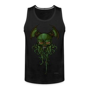 Cthulhu - Tank top premium hombre