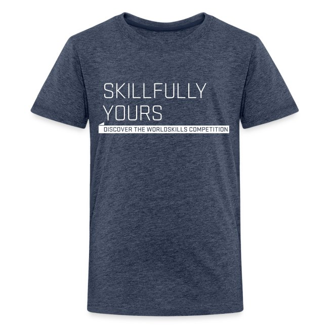 Skillfully Yours Teenager T-Shirt