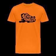 T-Shirts ~ Men's Premium T-Shirt ~ Sphynx Logo (men's)