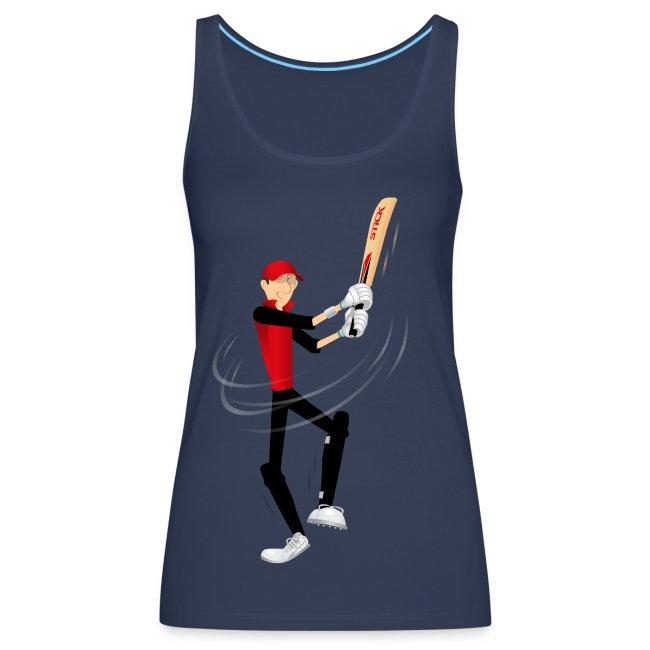 Sticky Vest (Back Print)