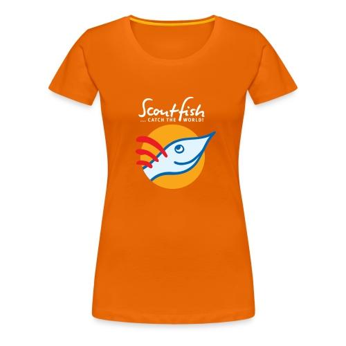 Happy Scoutfish - Damen-Shirt Classic - Frauen Premium T-Shirt