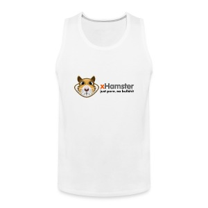 Men's Premium Tank Top - xhamster,workout,unique,sexy,sex,porno,porn,nerd,music,gym,geek,game,funny,fashion,fantasy,cool,comic,bodybuilding,best,apron