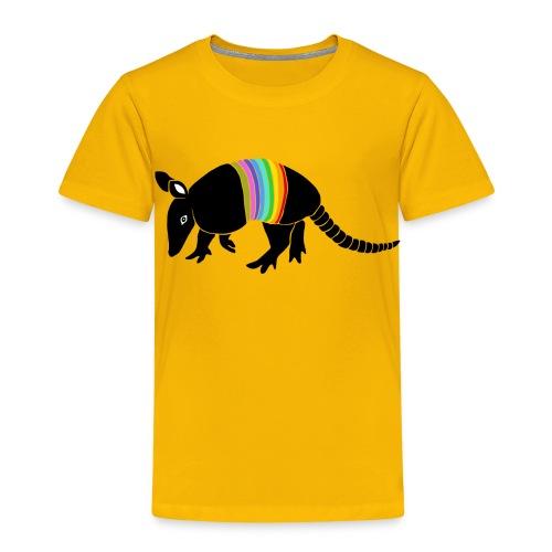 tier t-shirt gürteltier armadillo gürtel faultier - Kinder Premium T-Shirt
