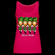 Débardeurs ~ Débardeur Premium Femme ~ Mini-Kriss - Irlandais - Débardeur femme MP