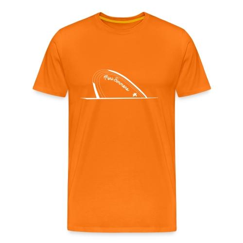 Mini Simmons MAZ boards - T-shirt Premium Homme