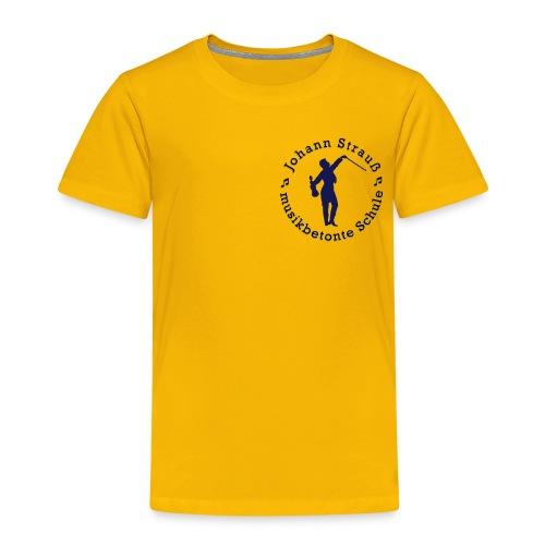Logo Johann (006) - Kinder Premium T-Shirt