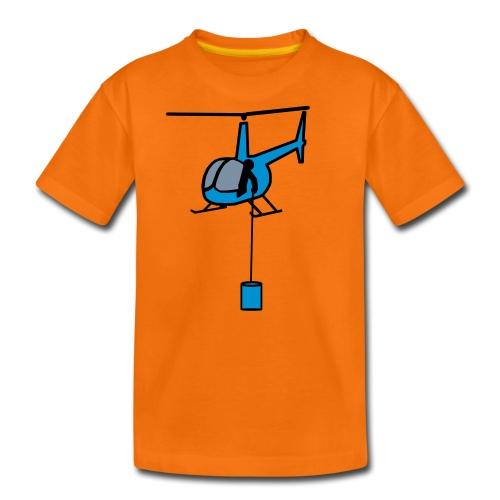 präzision - Teenager Premium T-Shirt