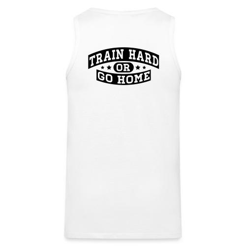 Trainings Muskel-Shirt - Männer Premium Tank Top