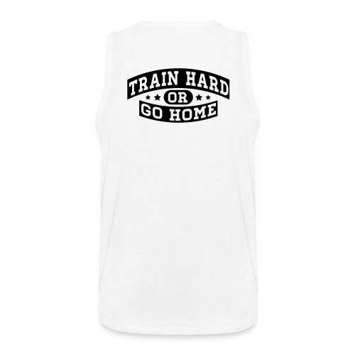 Trainings Muskel-Shirt - Männer Premium Tank Top