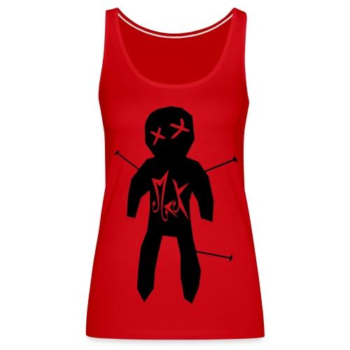 Vudú McKoy - Camiseta de tirantes premium mujer