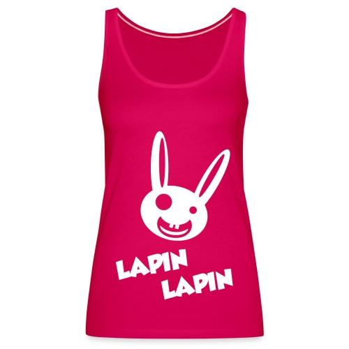 Débardeur LAPIN LAPIN Femme - Débardeur Premium Femme
