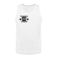 Sports wear ~ Men's Premium Tank Top ~ Do You Even Lift Hippie Black TANK