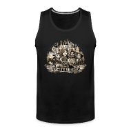 Sportbekleidung ~ Männer Premium Tank Top ~ Your City Needs You