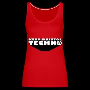 KBT GIRLS VEST - Women's Premium Tank Top