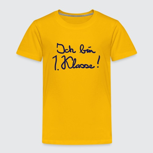 erstklassig - Kinder Premium T-Shirt
