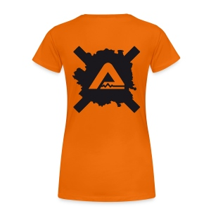 Logo TS Woman - Women's Premium T-Shirt