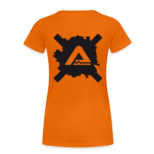Logo TS Woman - Women's Premium T-Shirt