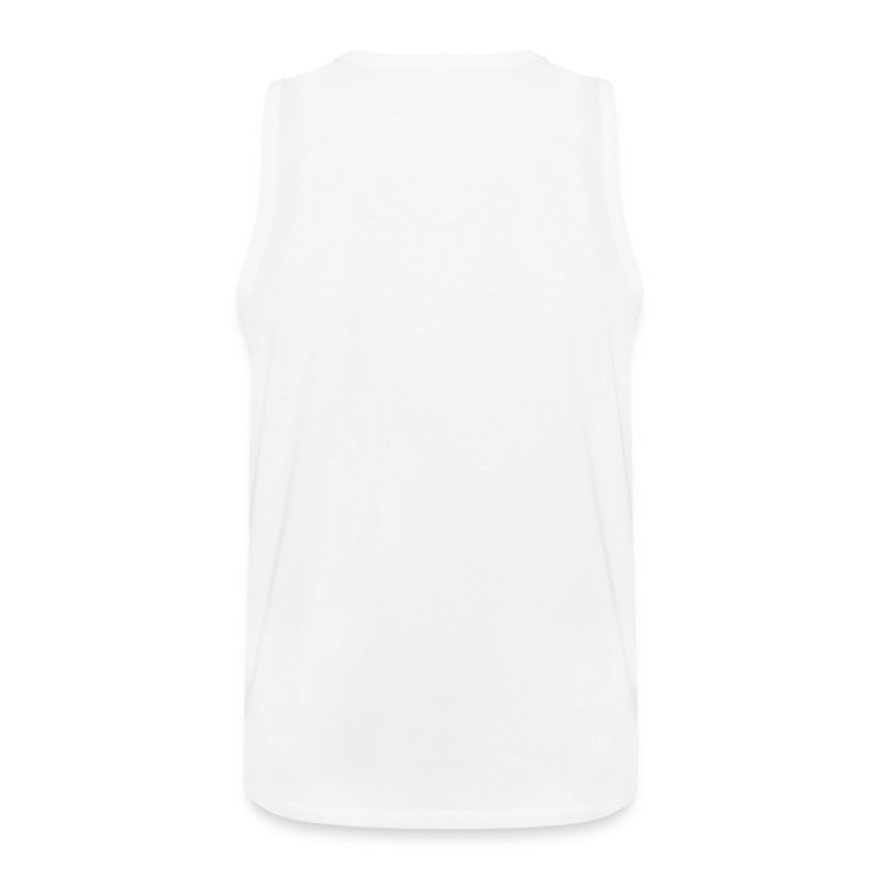 Muscle - Black T - Men's Premium Tank Top