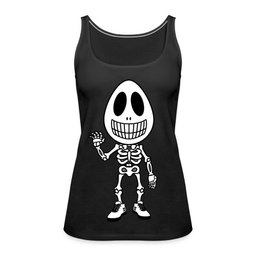 Skeggeton C Woman - Women's Premium Tank Top