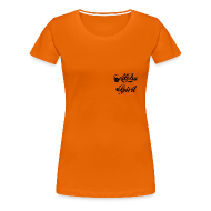 Tee shirts ~ T-shirt Premium Femme ~ Tee shirt Femme, American Apparel