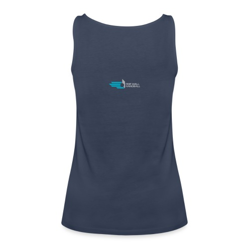 Dames Tanktop met Logo One Wall Handball - Vrouwen Premium tank top