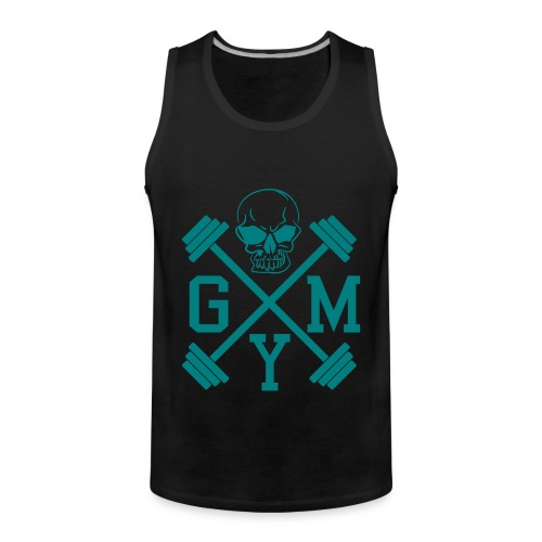 Gym - Männer Premium Tank Top