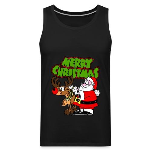 Débardeur homme merry christmas - Débardeur Premium Homme