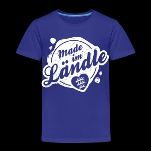 Made im Ländle - Kender - Kinder Premium T-Shirt