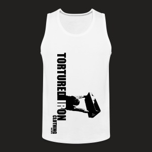 Men's Premium Tank Top - beard,benchpress,bodybuilders,bodybuilding,crossfit,deadlift,gains,gainz,getbig,gym,gymwear,lift,lifting,muscle,powerlifters,powerlifting,squat,steroids,strong,strongman,strongmen,strongwomen,weightlifting