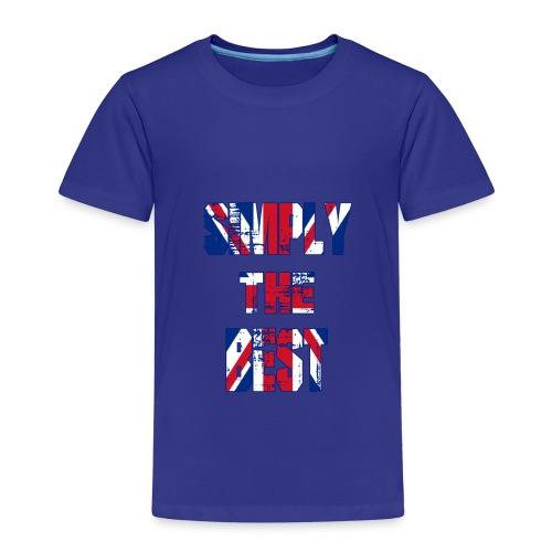 Simply The Best T Shirt - Kids' Premium T-Shirt