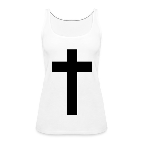 Frauen Top Kreuz - Frauen Premium Tank Top