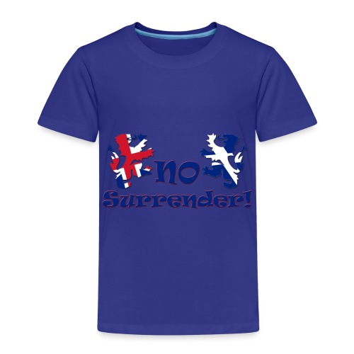 No Surrender  Kids T shirt  - Kids' Premium T-Shirt