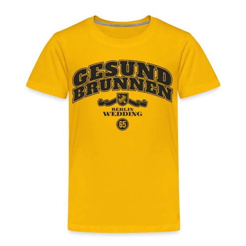 Gesundbrunnen - Kinder Premium T-Shirt