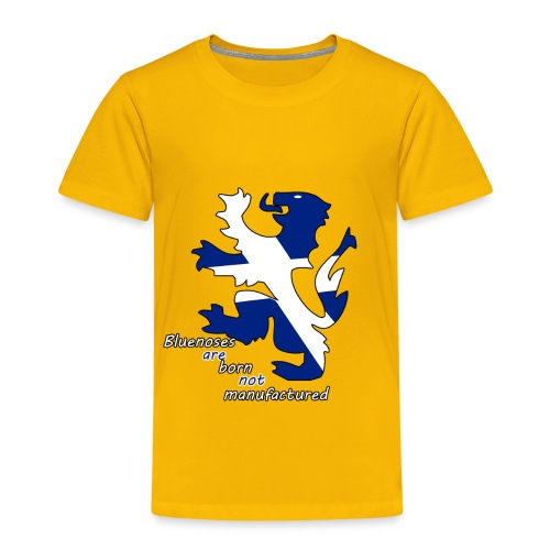 Bluenoses are born  t shirt  - Kids' Premium T-Shirt