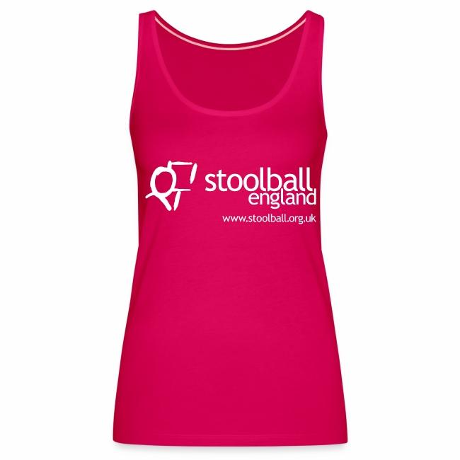 Stoolball England Women's Tank Top