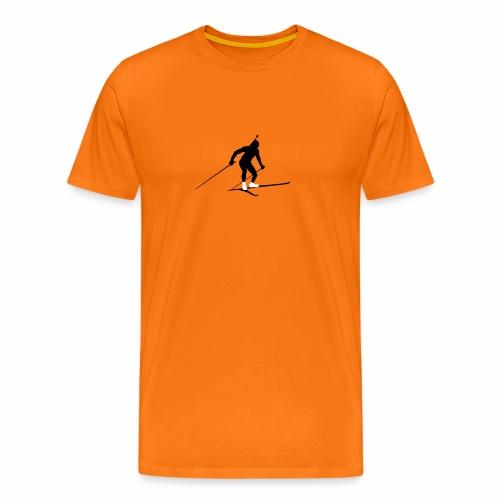 Biathlon - Männer Premium T-Shirt