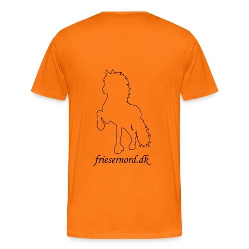 Frieser Nord T-shirt Herre - Herre premium T-shirt