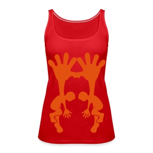 High 5 - Women's Premium Tank Top