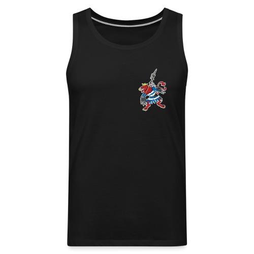 Team Luxembourg muscle shirt - Men's Premium Tank Top